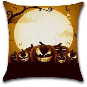 Halloween Themed Pillow Case & Insert